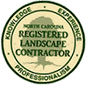 North Carolina Landscape Contractors' Licensing Board Seal
