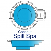 Coconut Spill Spa Design